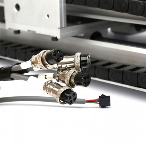 CNC 6040 T 4D 2,2 kW gravēšanas un frēzēšanas iekārta