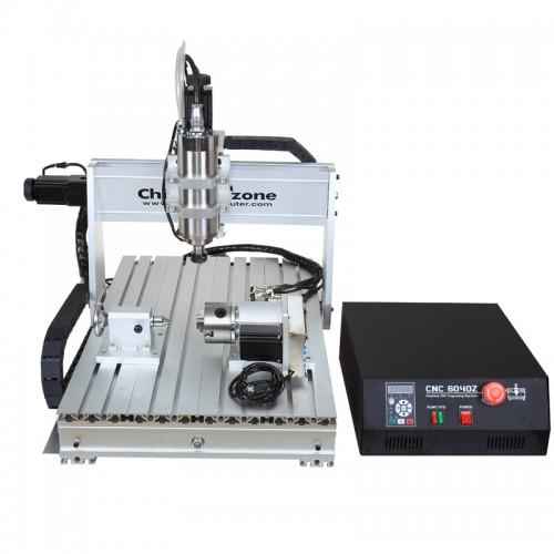 CNC 6040 Z-DQ 4D gravēšanas un frēzēšanas iekārta