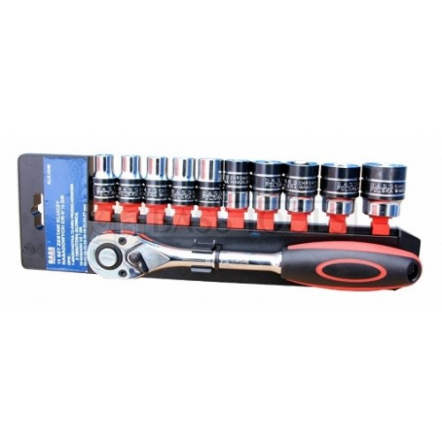 Gala atslēgu komplekts 1/2, 10-27mm