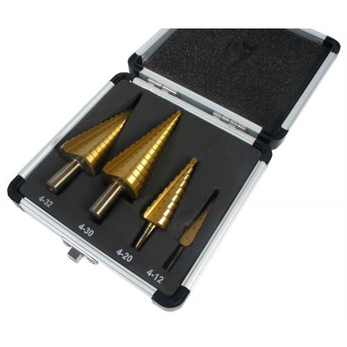 Konisko urbju komplekts 4-32, 4-30, 4-20, 4-12mm