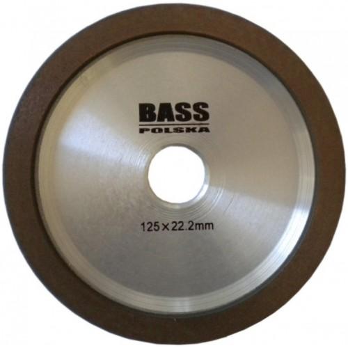 Dimanta asināšanas disks 125x10x2x22.2mm