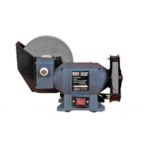 Šmirģelis 150/200 mm, 450 W/230 V