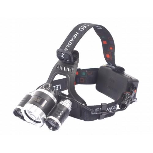 Lukturis LED CREE XM-L T6