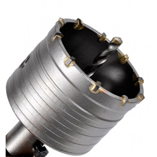 Kroņurbju komplekts 65-80 mm SDS+