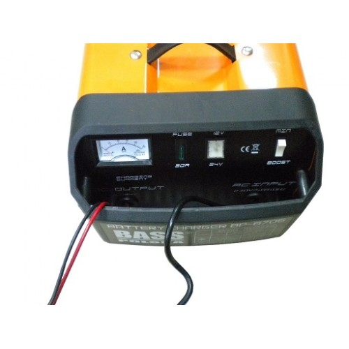 Akumulatoru lādētājs un pastiprinātājs BP-6706