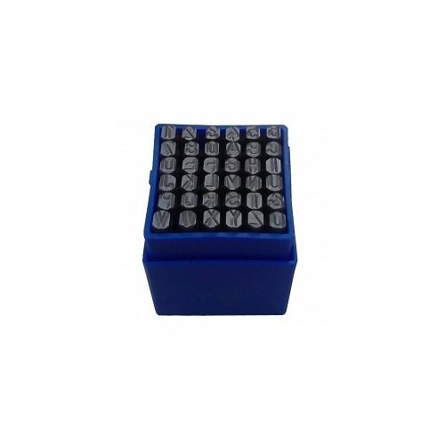 Marķeris 6mm (A-Z)
