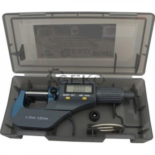 Digitālais mikrometrs 0-25mm