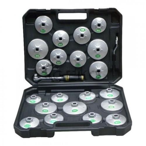 Eļļas filtru atslēgas (23 gab.)