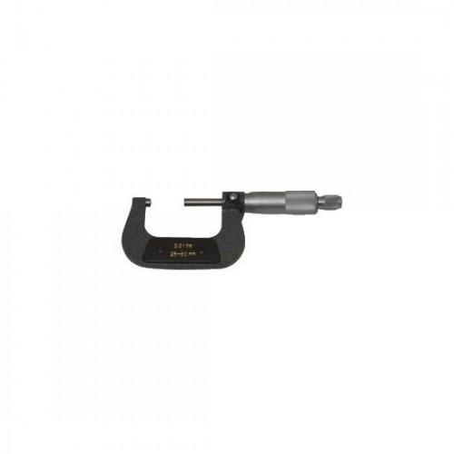 Mikrometrs 0-25mm, 0.01mm