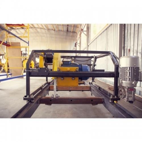 Gareniskais / malu apgriešanas zāģis automātiskais LTM-2