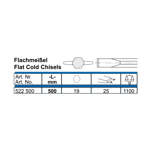 Kalts 500mm