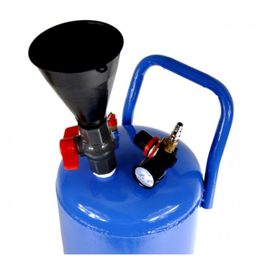 Pneimatiskais eļļotājs 10L