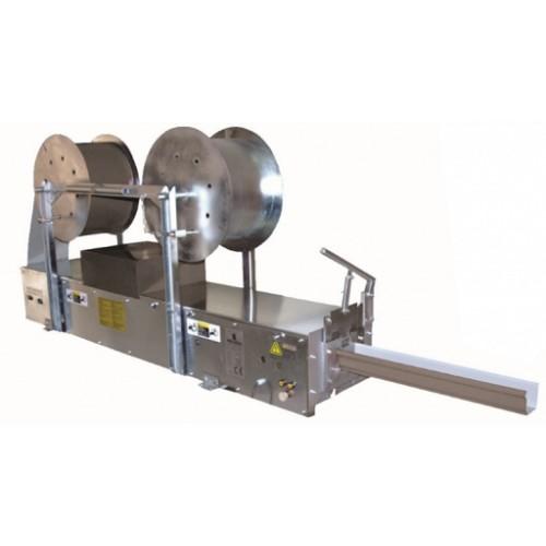 Mašīna MGS 33 VIBER-SYSTEM notekas kanāla profila veidošanai