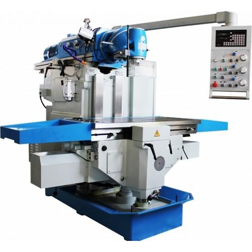 Metāla frēzēšanas mašīna FU 1600 SERWO 1600x500, universāla universāla universāla universāla urbšanas frēzēšanas mašīna