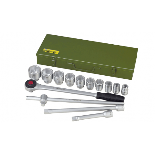 Sprūdatslēgu komplekts Proxxon, 3/4'', 19 mm, 14 gab.