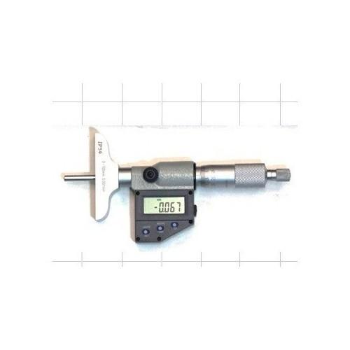 Dziļummērs 0-100 mm, 0.001, ABS/INC (2)