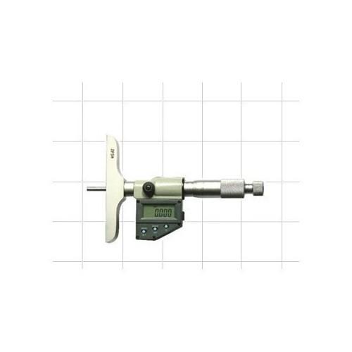 Dziļummērs 0-100 mm, 0.001, ABS/INC
