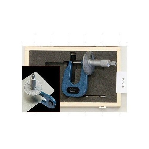 Mikrometrs 0-25 mm (3)