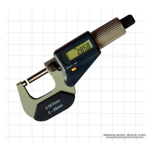 Mikrometrs 0-25mm