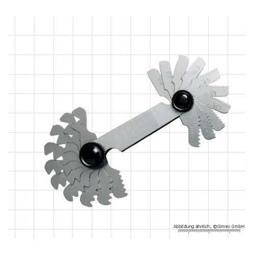 Vītnes solmeru k-ts 0.25 - 6mm (24gab) '