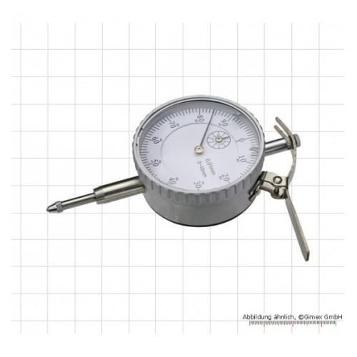 Indikators 0-10x0.01mm