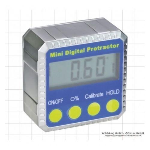 Digitālais līmeņrādis 4x90°, 50x50mm