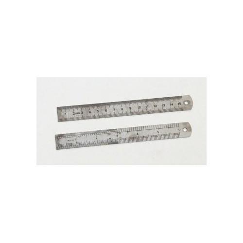 Lineāls 150x19x0.1mm