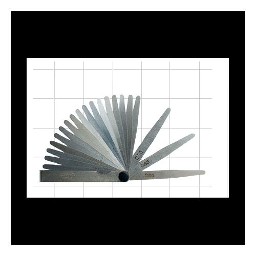 Taustmērs 0.05-1.00mm (20.gab)