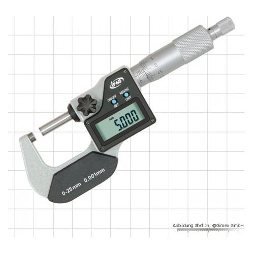 Digitālais mikrometrs 50-75mm
