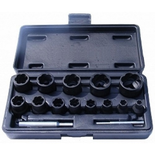 Speciālais gala atslēgu komplekts 6-27mm (15 gab.)