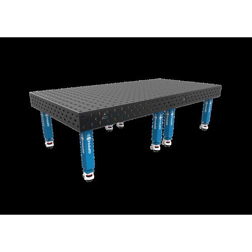 Metināšanas darba galds 3000 X 1480 mm (2 X 1500 X 1480 mm)