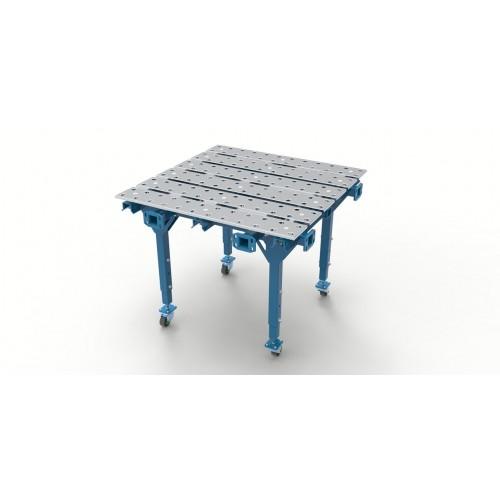 Metināšanas darba galds 1200 x 1200 mm