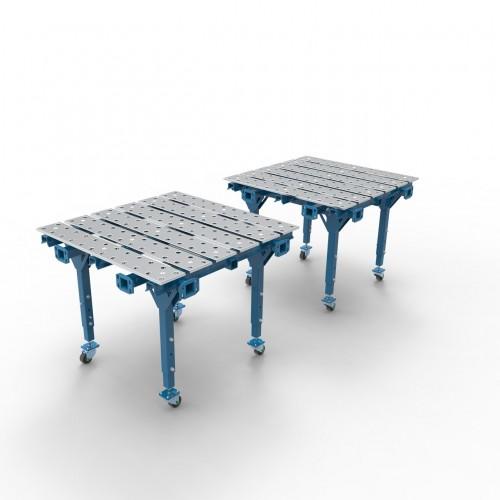 Metināšanas darba galds 2000 x 1000 mm (2x 1000x1000)