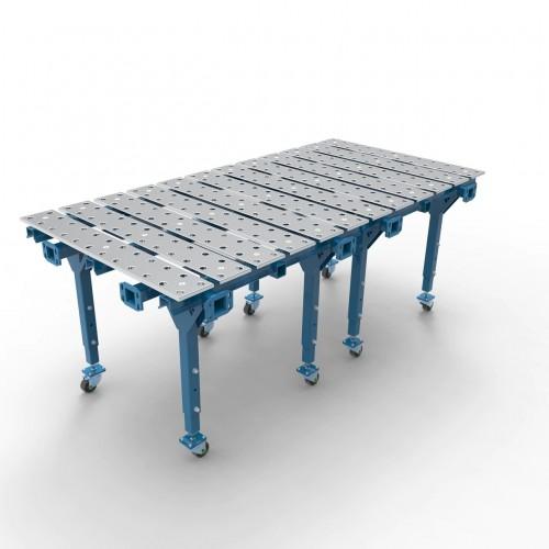 Metināšanas darba galds 2400 x 1200 mm (2x 1200x1200)