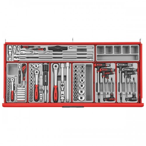 Instrumentu skapis Teng Tools TNG-262860109 ar instrumentiem (622 gab.)