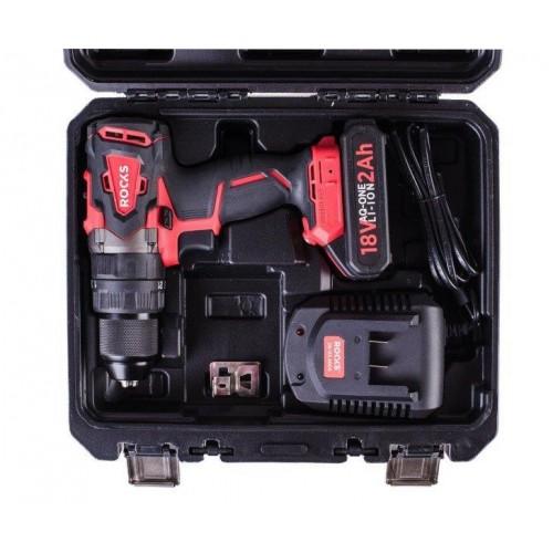 Akumulatora triecienurbjmašīna-skrūvgriezis 18 V
