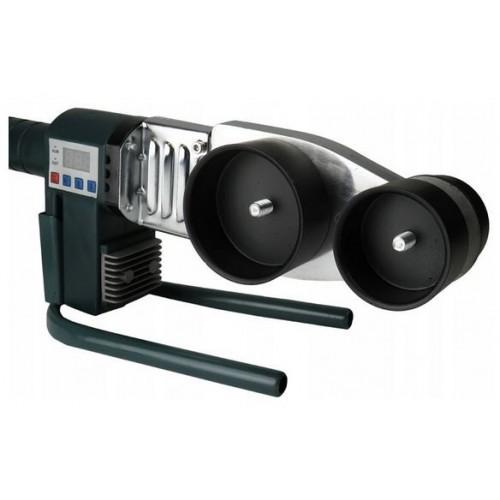 Metinašanas aparats caurulēm 2900 W, 16-63mm