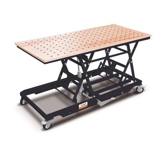 Šķērveida pacelšanas galds HT 300 L LAP