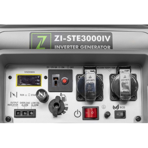 Invertora ģenerators Zipper ZI-STE3000IV