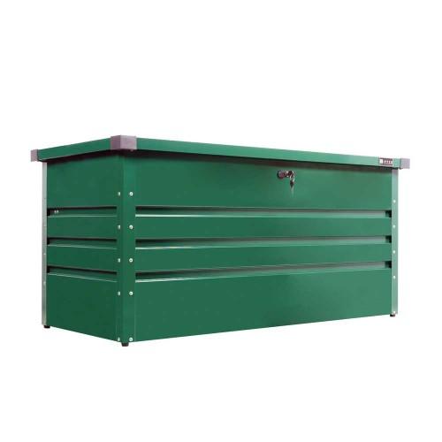 Dārza un barības uzglabšanas kaste (metāla) Zipper ZI-GAB132GR