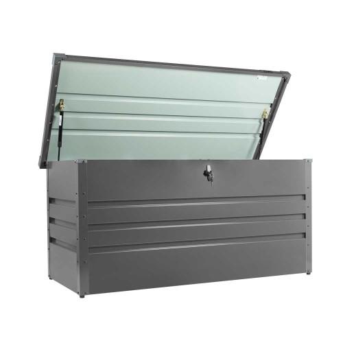 Dārza un barības uzglabšanas kaste (metāla) Zipper ZI-GAB132AN