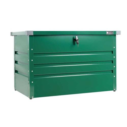 Dārza un barības uzglabšanas kaste (metāla) Zipper ZI-GAB100GR
