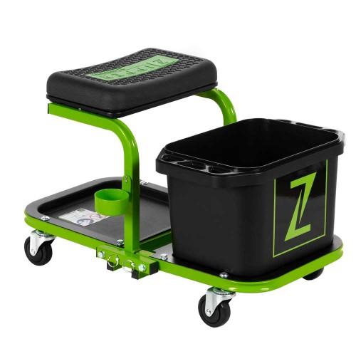 Pārvietojams krēsls ar mazgāšanas kasti Zipper ZI-MHKW5
