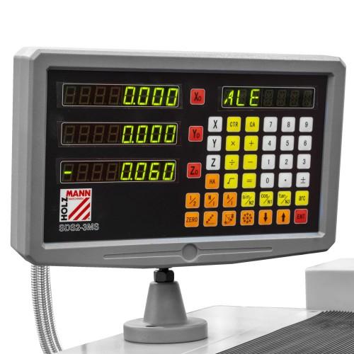 Virpa metālam Holzmann ED 1000 FDIG (400V)
