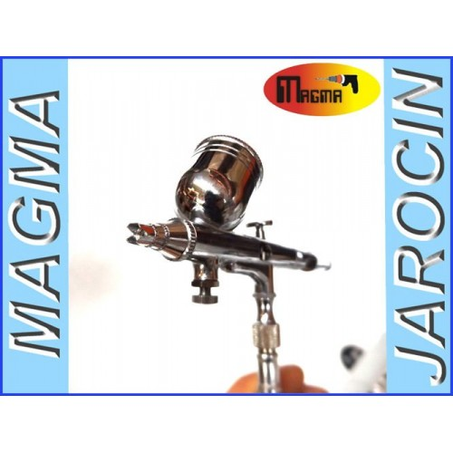 Airbrush TG203 krāsas smidzināšanas pistoles sprausla Magma
