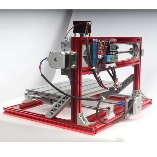 CNC frēzēšanas un 3D gravēšanas iekārta 3018 80W