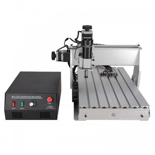 CNC frēzēšanas un 3D gravēšanas iekārta 3040 500 W