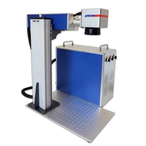 FIBER EZCAD PL lāzera marķēšanas iekārta 30W
