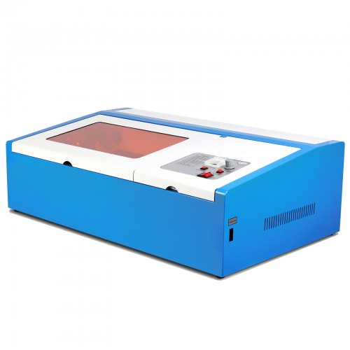 40W CO2 lāzera printers