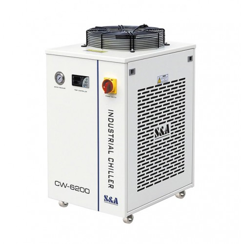 Chiller CW 6200 dzesētājs